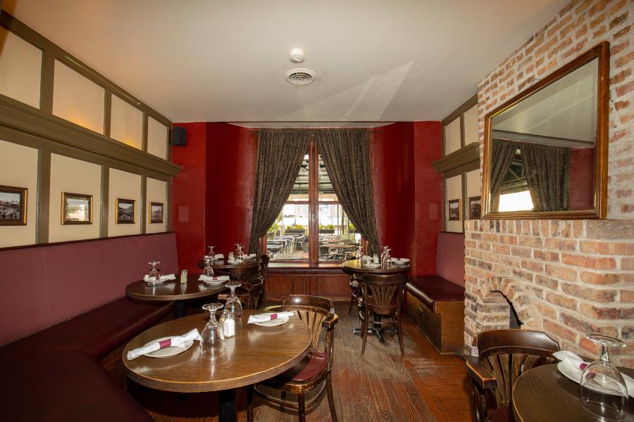 Restaurants The Fireside Room