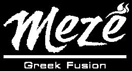 Meze Greek Fusion logo top