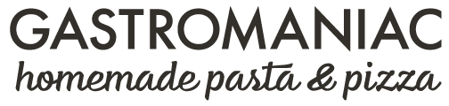 Gastromaniac logo scroll