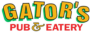 Gator's Pub and Eatery logo top