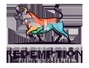 Redemption Kitchen & Cocktails logo top