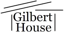 The Gilbert House logo top