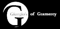 Giorgio's of Gramercy logo top