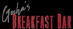 Gocha's Breakfast Bar logo top