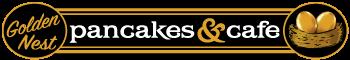Golden Nest Pancake & Cafe logo top