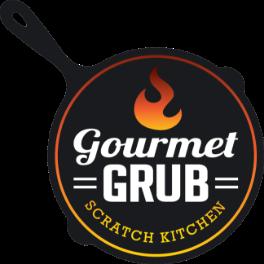 Gourmet Grub logo top