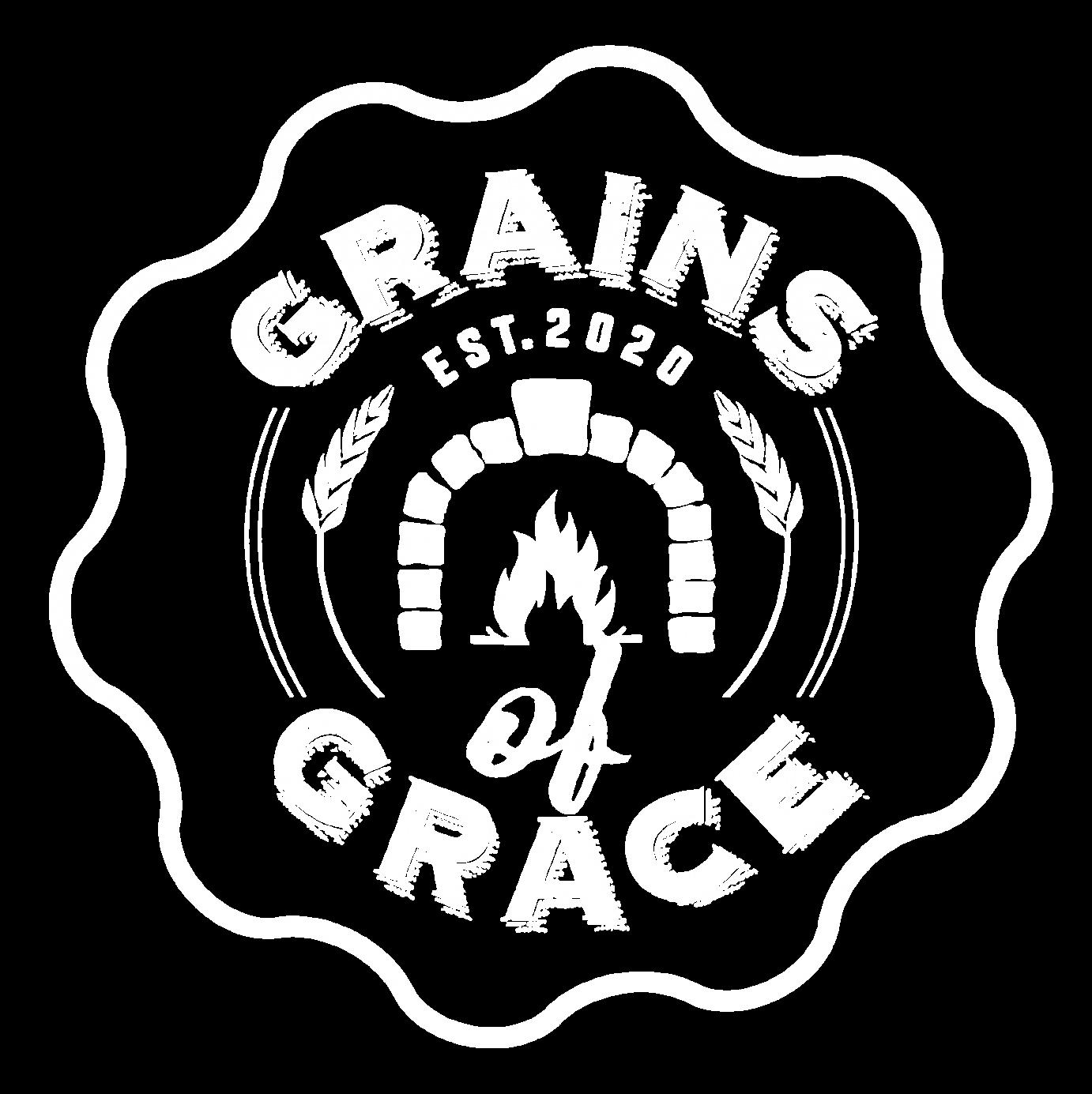 Grains of Grace logo top