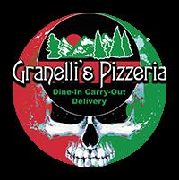 Granelli's Pizzeria logo top