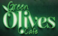 Green Olives Cafe logo top