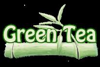 Green Tea logo top
