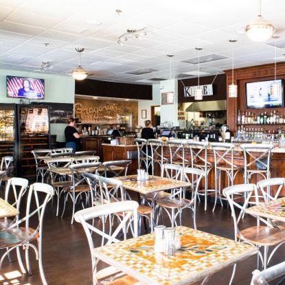 Gregorio's restaurant interior
