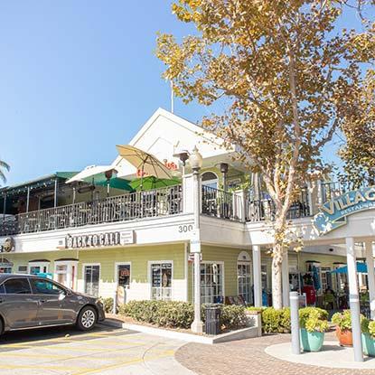 Gregorio's restaurant exterior