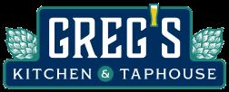 Greg's Kitchen & Taphouse logo top