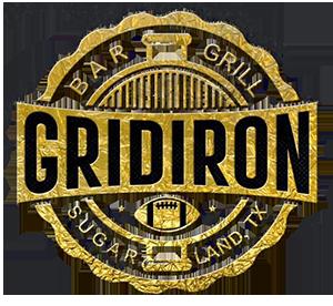 Gridiron Bar & Grill logo top