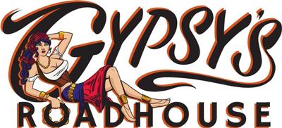 Gypsy's Roadhouse logo top