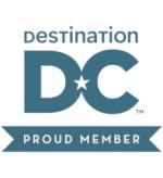Destination DC, proud member logo