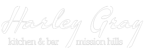 Harley Gray Kitchen & Bar logo scroll