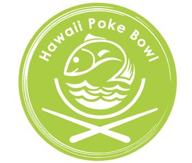 Hawaii Poke Bowl logo