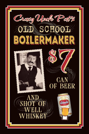 old school boilermaker flyer