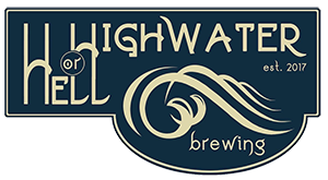 Hell or High Water Brewing logo top