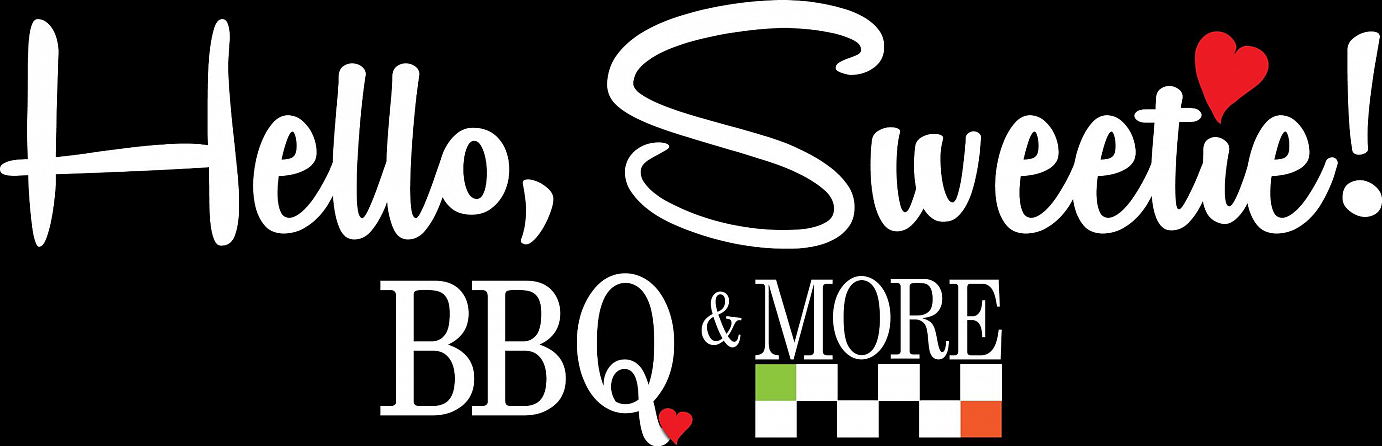 Hello Sweetie BBQ logo top