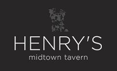 Henry's Midtown Tavern logo top