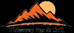 Hideaway Bar & Grill logo top
