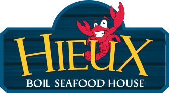 Hieux Boil Seafood House logo top