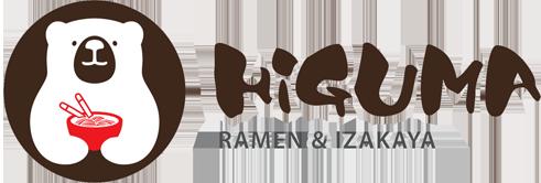 Higuma Ramen & Izakaya logo top