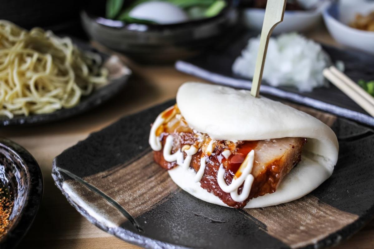 Seafood octopus dish