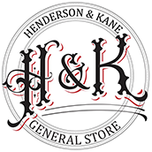 Henderson & Kane General Store logo top
