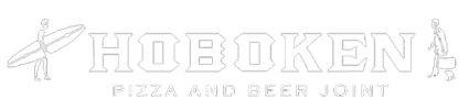 Hoboken Pizza & Beer Joint logo top