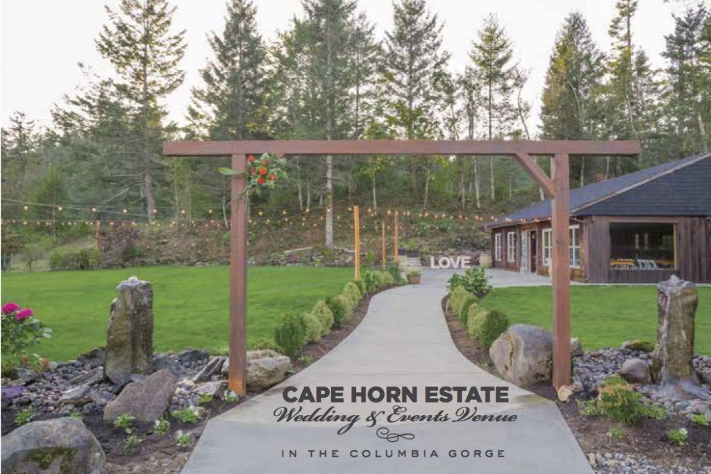 Exterior, cape horn estate