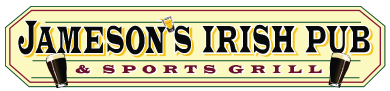 Jameson's Irish Pub logo top