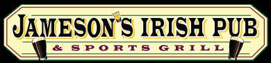 Jameson's Irish Pub logo top