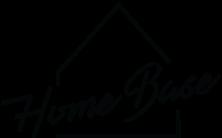 Home Base Bistro logo scroll