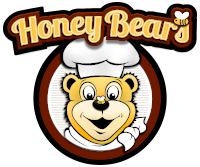 Honey Bear's BBQ logo