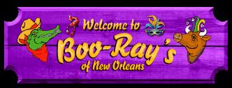 Boo Ray's- Hudson Oaks logo top
