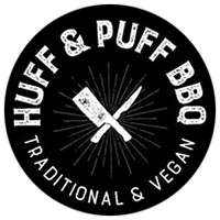 Huff and Puff BBQ logo top
