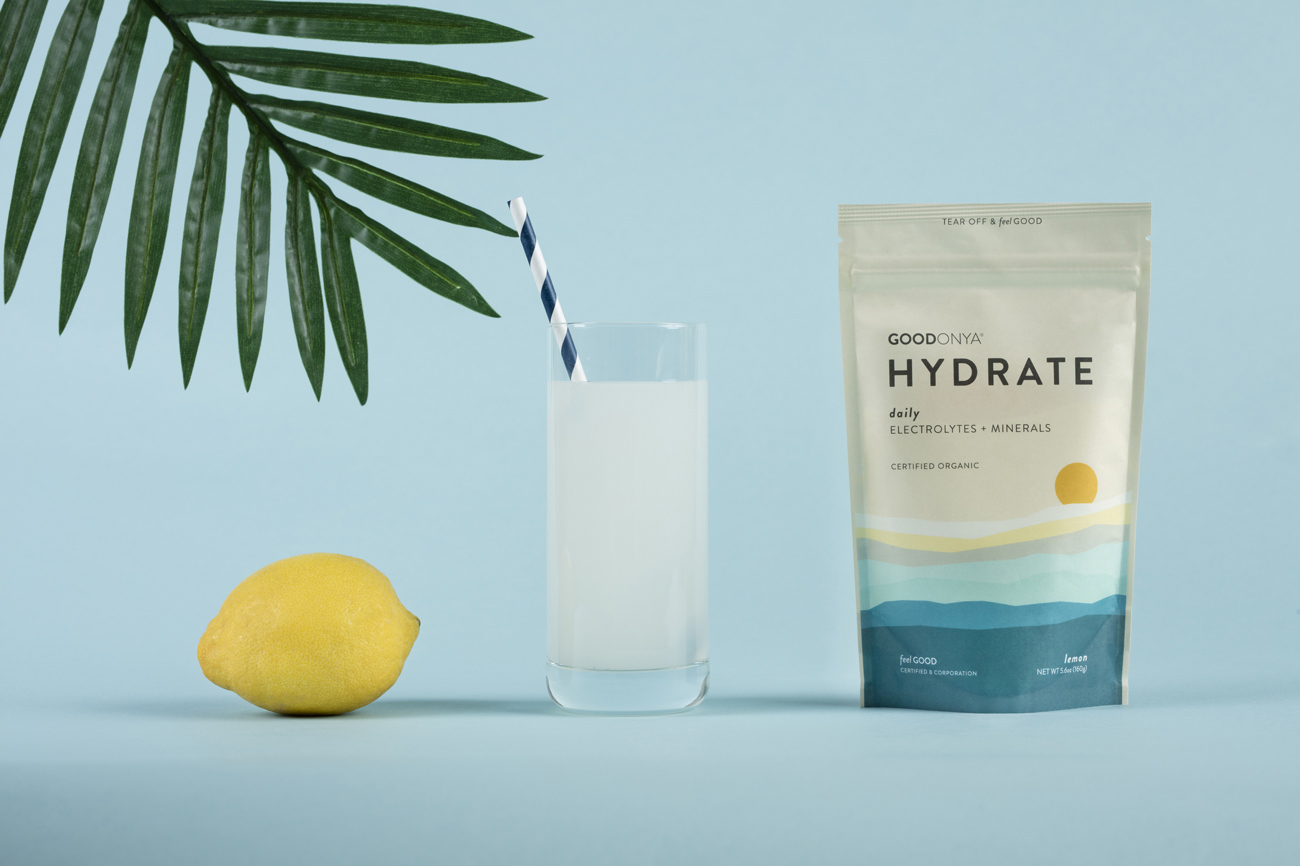 Hydrate Daily Electrolytes + Minerals photo 1