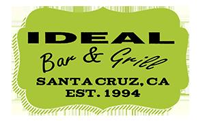 Ideal Bar logo top