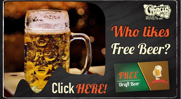 Clancy´s Irish Pub flyer