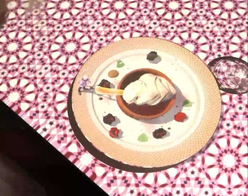 Food animations