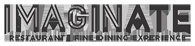 Imaginate Restaurant logo top