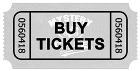 Mystery Cafe ticket