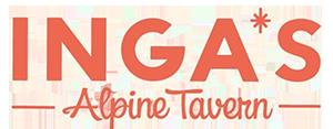 Inga's Alpine Tavern logo top