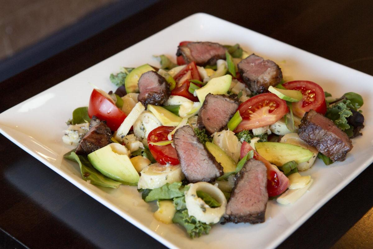 argentinian steak salad