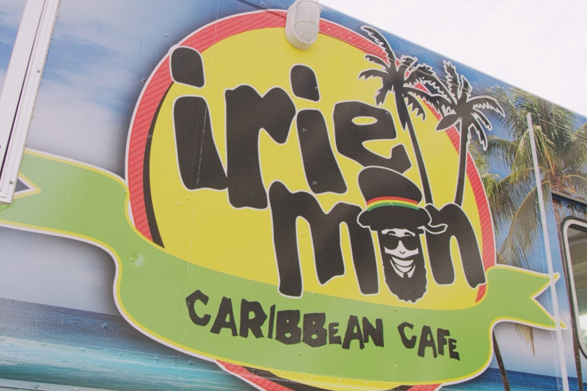 Irie mon van close up