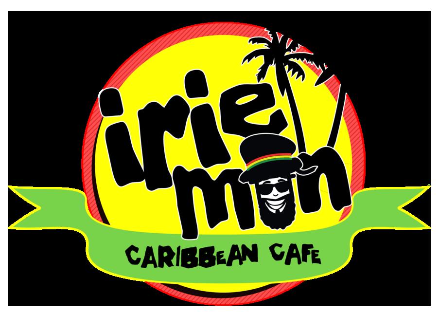 Irie Mon Cafe logo top