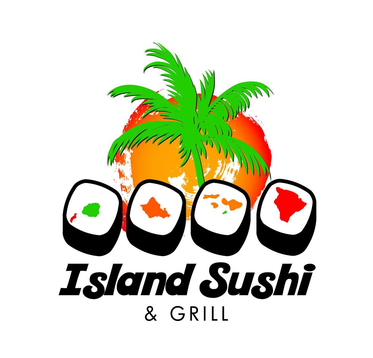 Island Sushi & Grill logo